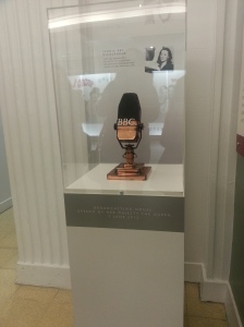 The King's Speech microphone