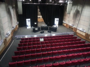 BBC Radio Theatre Hall