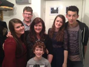 some of my wonderful family!