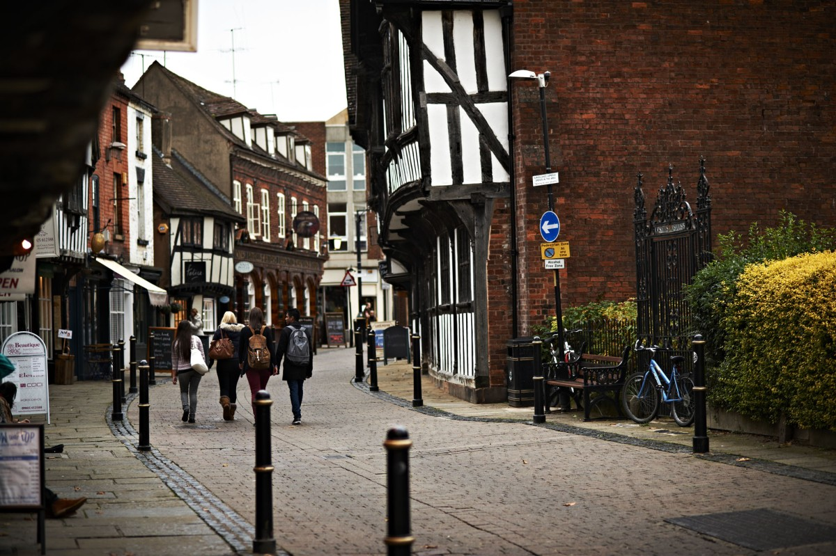My favourite places in Worcester