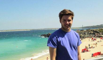 david blog profile