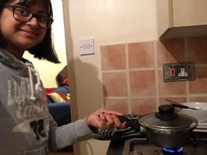 meera-cooking