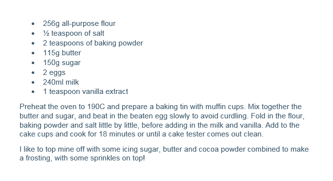 cupcake-recipe