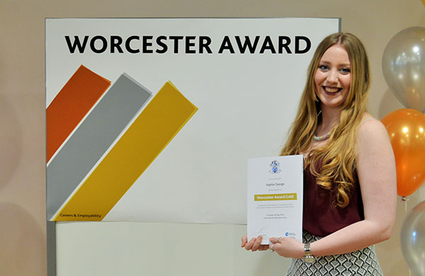 the worcester award