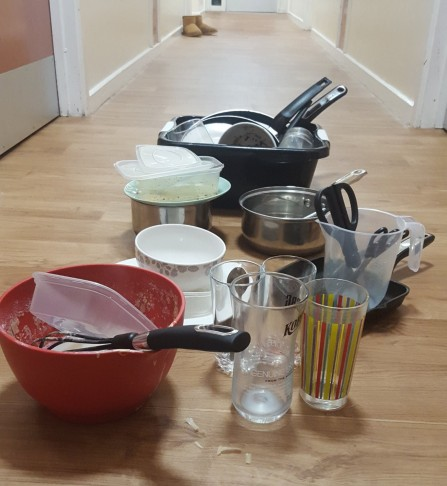 washing up 2