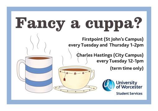 fancy a cuppa